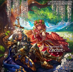 Commission : Zechrt.