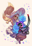 Pokemon : Lillie and Nebby