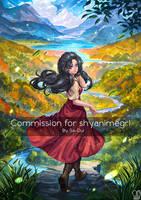 Commission : shyanimegrl by Sa-Dui