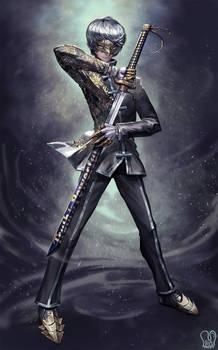 Commission : Yu Narukami, Phantom Thief.