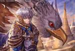 Commission : Thanatos by Sa-Dui