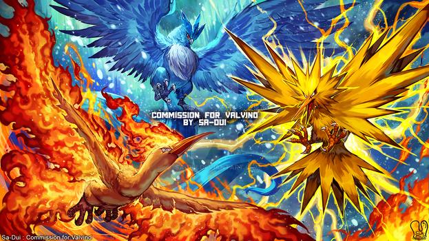 Commission : Valvino
