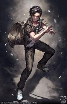 Commission : Daybreak_Prdct