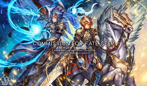 Commission : Fate Seer
