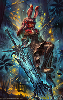 Commission : risu