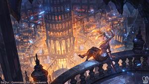 Commission : ActiveXenon