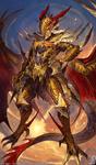 Commission : Caliban85 by Sa-Dui