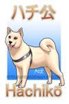 Hachiko, the Faithful Dog