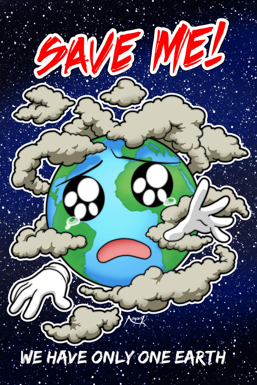 Digimon Masters: Save our Earth Poster Making Contest ...