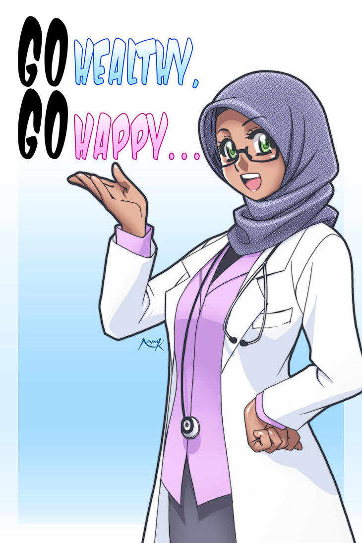 Go Healthy, Go happy by Nayzak