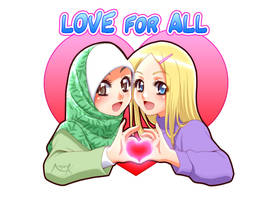Love for All by Nayzak
