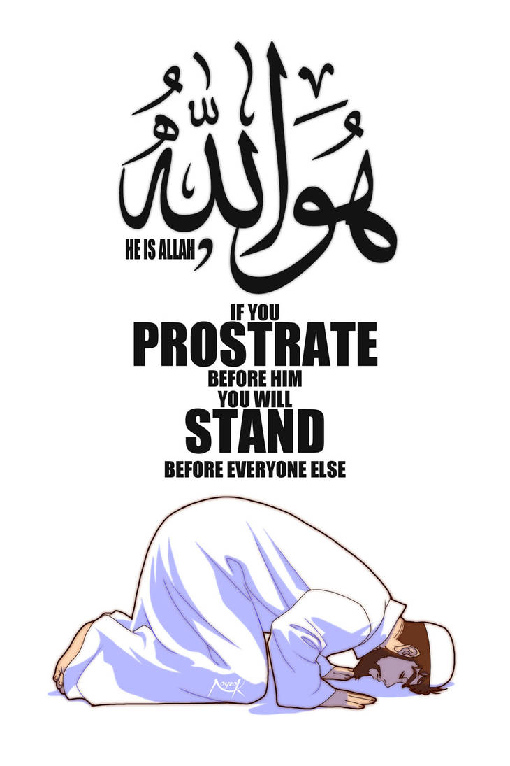 Prostrate to Stand by Nayzak