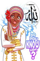I know Allah by Nayzak