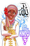I know Allah