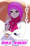 Beautiful in Hijab by Nayzak