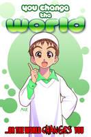 Change the world by Nayzak