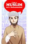 Not a Mohammedan