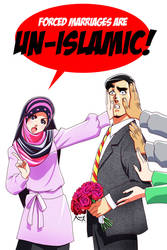 Forced marriages are... by Nayzak
