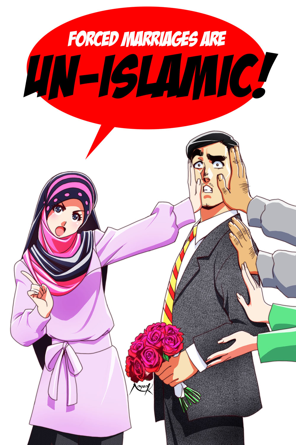 Forced Marriages Are By Nayzak On Deviantart