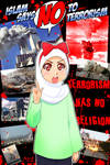 No to terrorism 2
