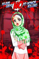 No to Honor Killing -2 by Nayzak
