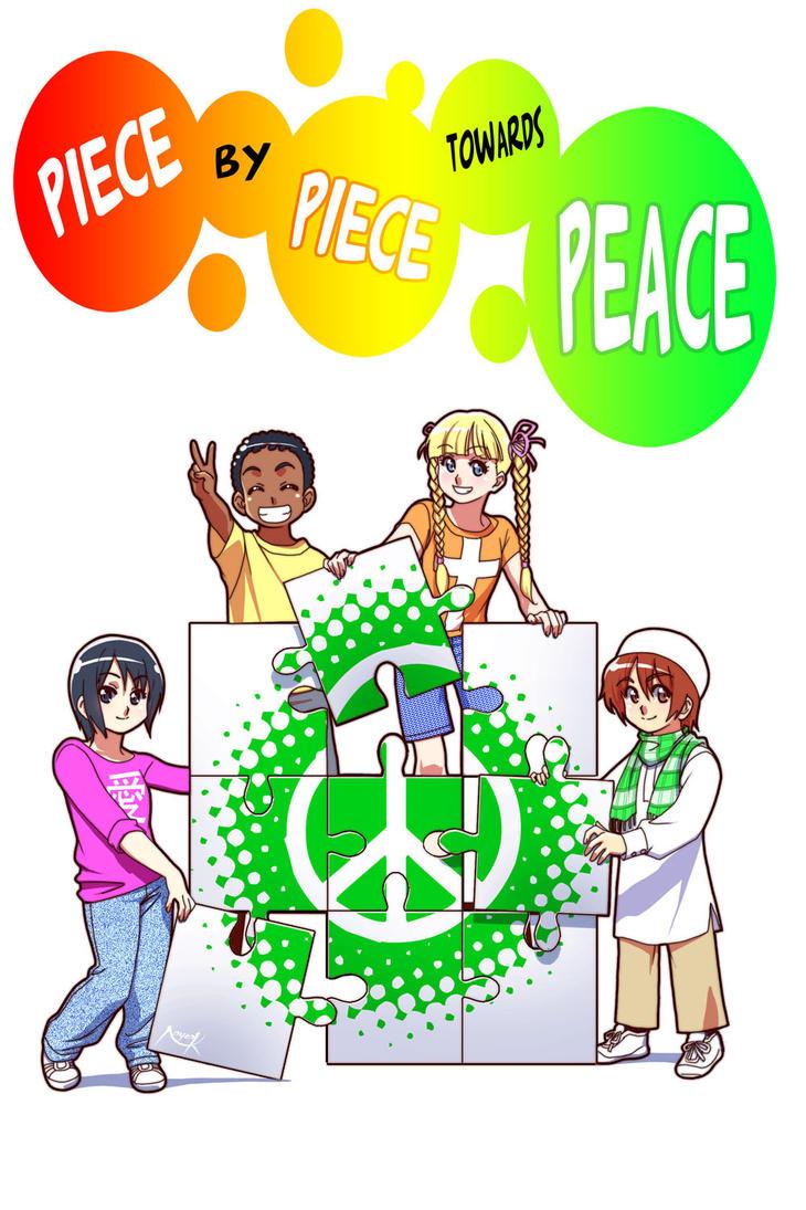 Towards PEACE -1 by Nayzak