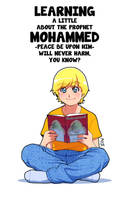 learn about Mohammed -pbuh-