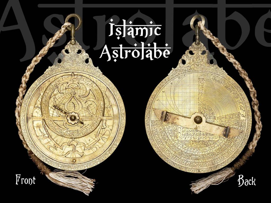 The Astrolabe by Nayzak