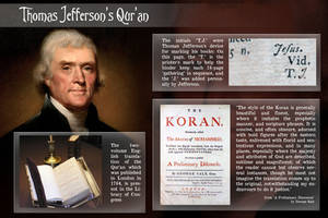 Thomas Jefferson's Qur'an by Nayzak
