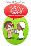 Islamic etiquette - 01 - Jazaakum Allaahu Khayran
