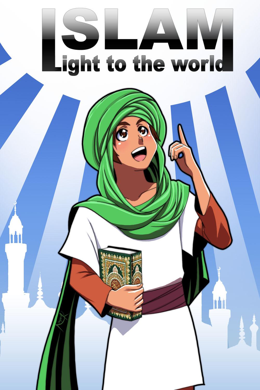 Light to the World - 1 by Nayzak