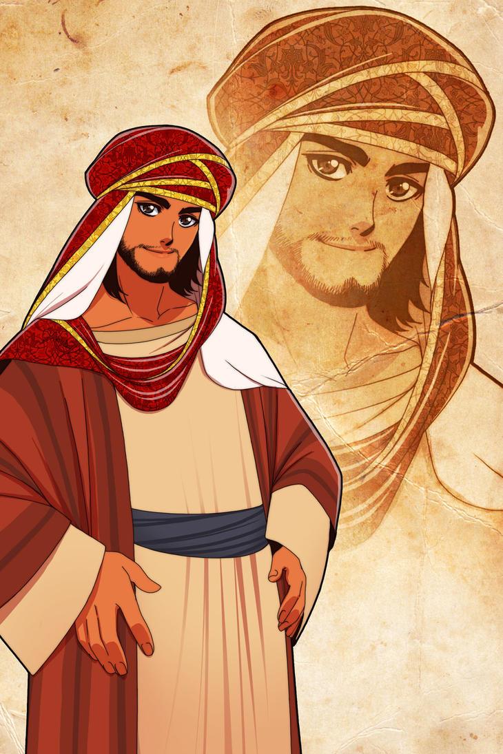 An Ancient Arab by Nayzak on DeviantArt