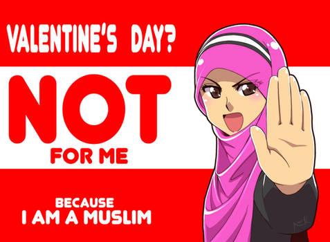 No to Valentine - part 2