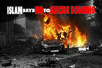 No to Suicide Bombing