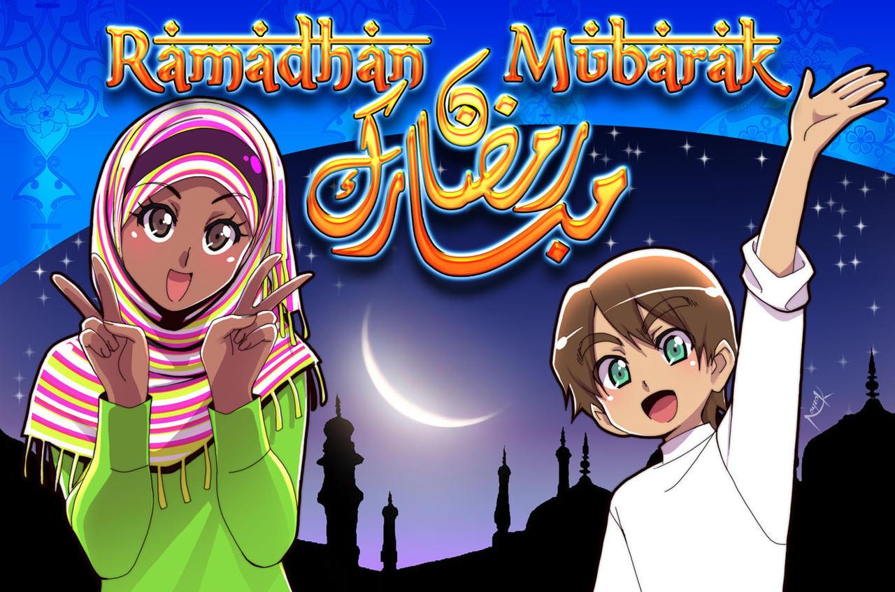 Ramadhan Mubarak by Nayzak on DeviantArt