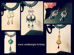 ..:: New jewelry available ::.. by OceanLord