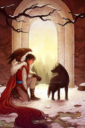 ..:: The Eagle and the Wolf ::.. by OceanLord