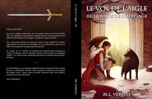 ..:: VDA Tome 3 Couverture ::.. by OceanLord