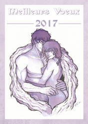 Best wishes 2017 by OceanLord