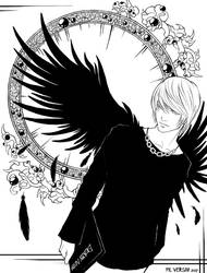 Death Note's Raito by OceanLord