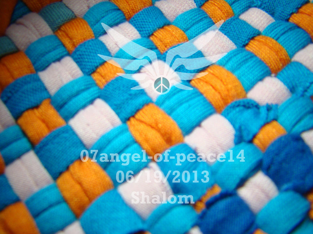 Complementary colors orange and blue by 07angel of - Colors that compliment orange ...