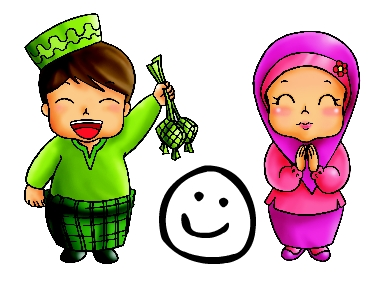 idul fitri kids by cewie-clown on DeviantArt