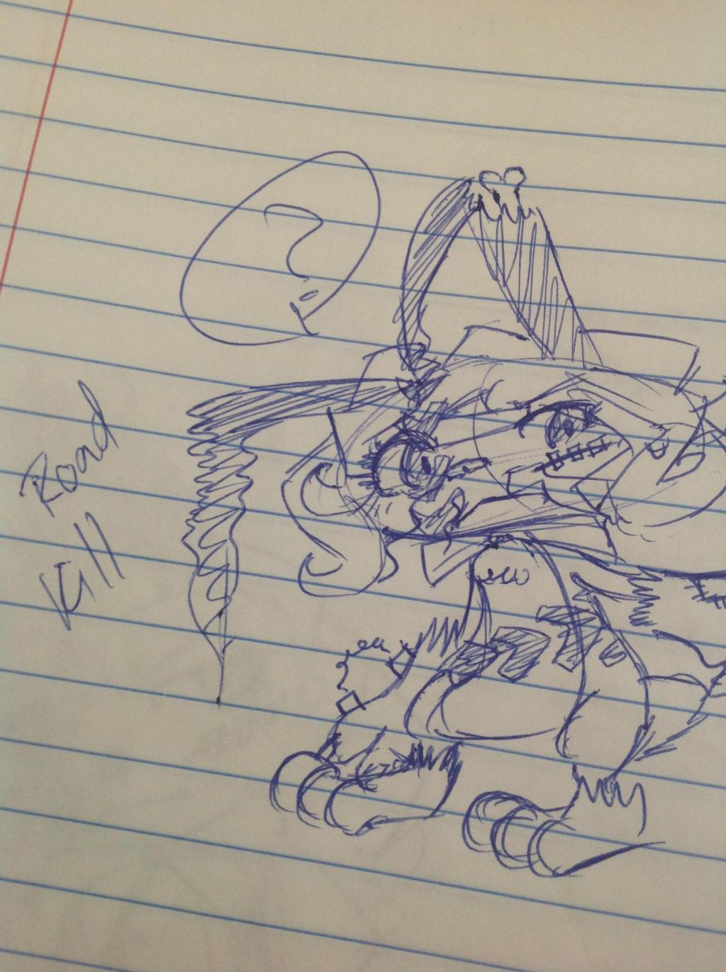 Road Kill the bunny ( Igor) by RichHoboM3