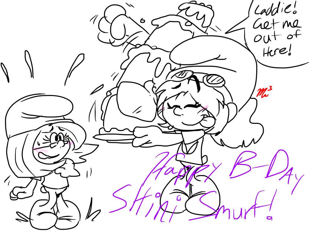 Happy birthday Shini!!! by RichHoboM3