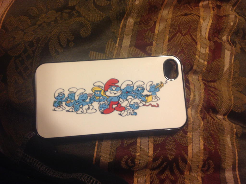 My new smurf cover by RichHoboM3