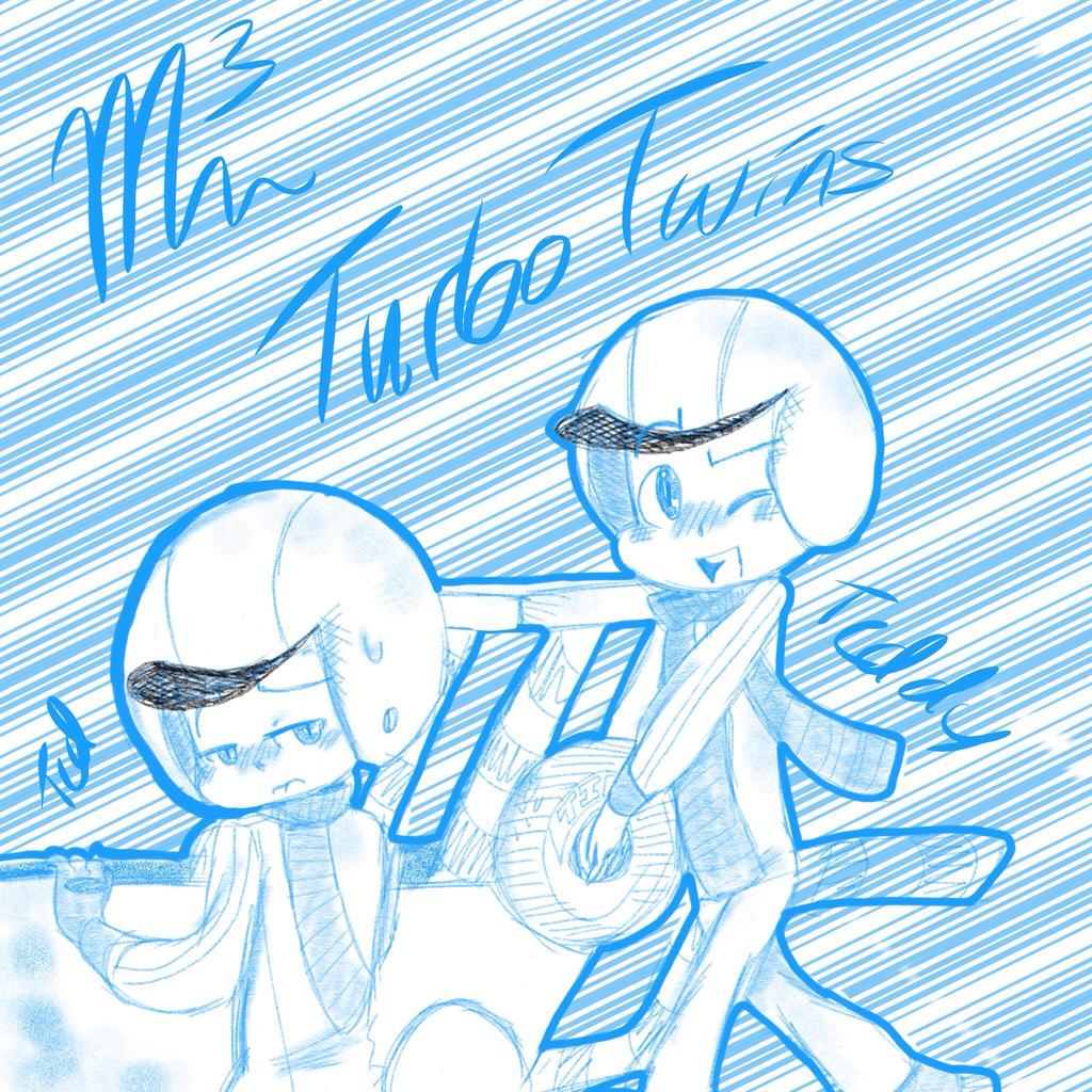 Turbo twins by RichHoboM3