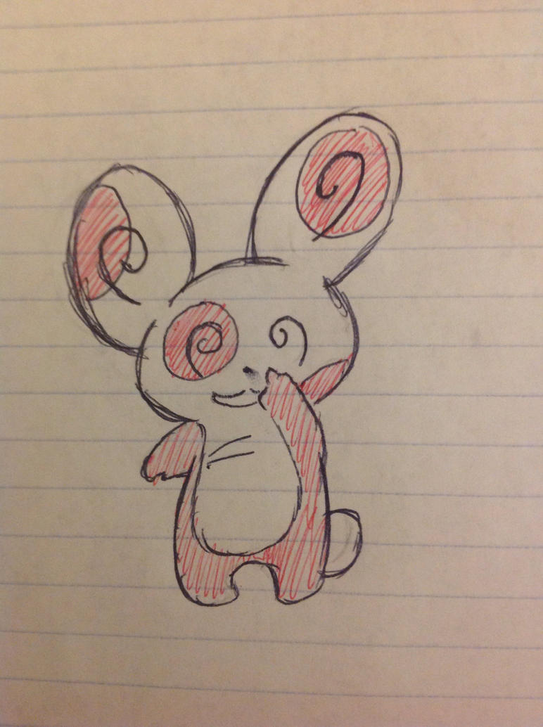 I do not know why that Spinda is smirking by RichHoboM3