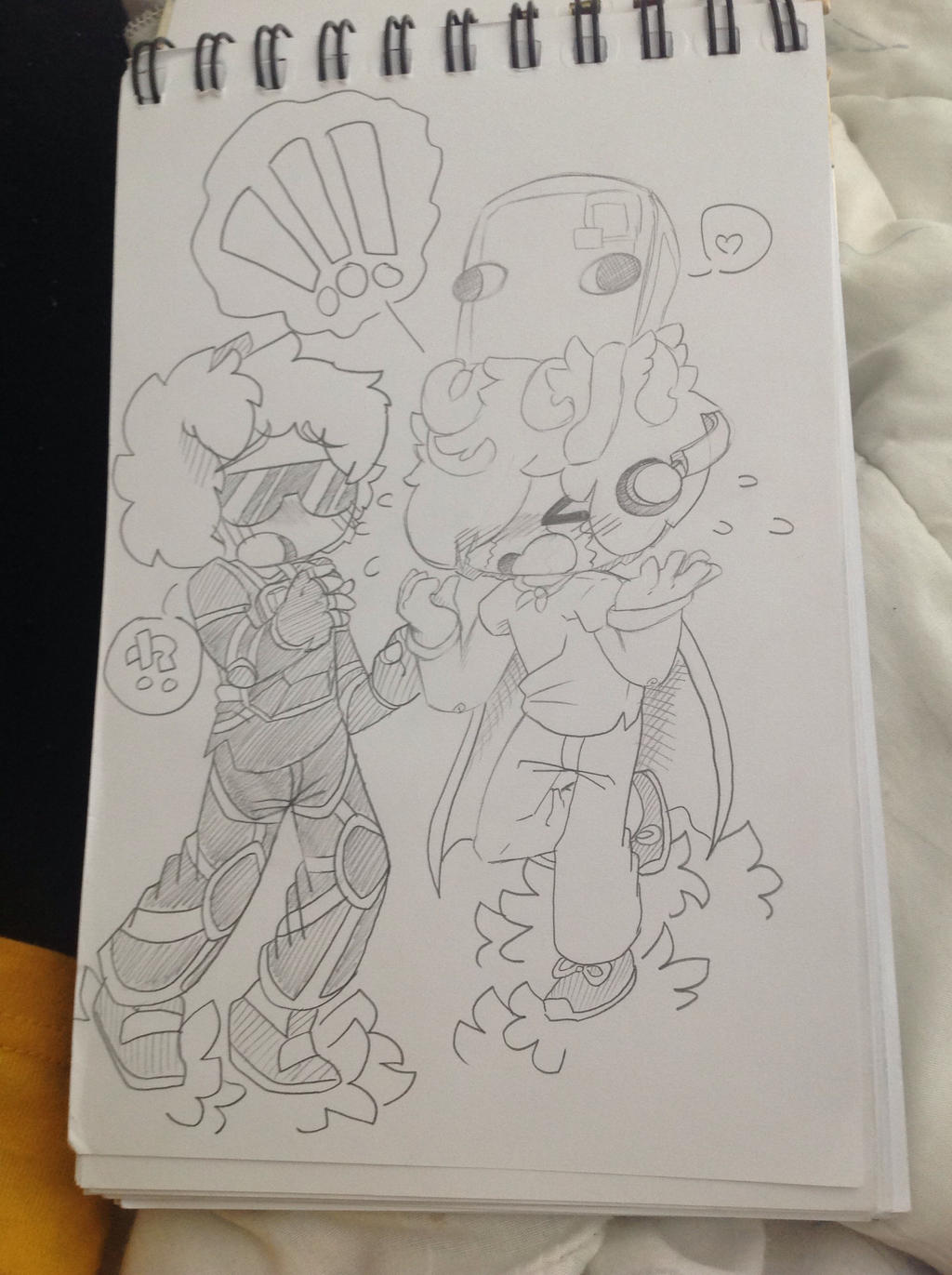Squids by RichHoboM3