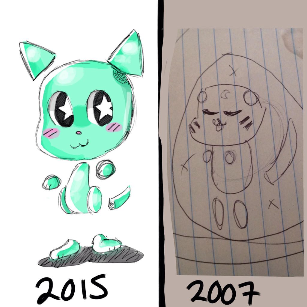 2007 to 2015 by RichHoboM3
