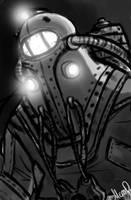 BioShock2: Subject Delta by MemQ4